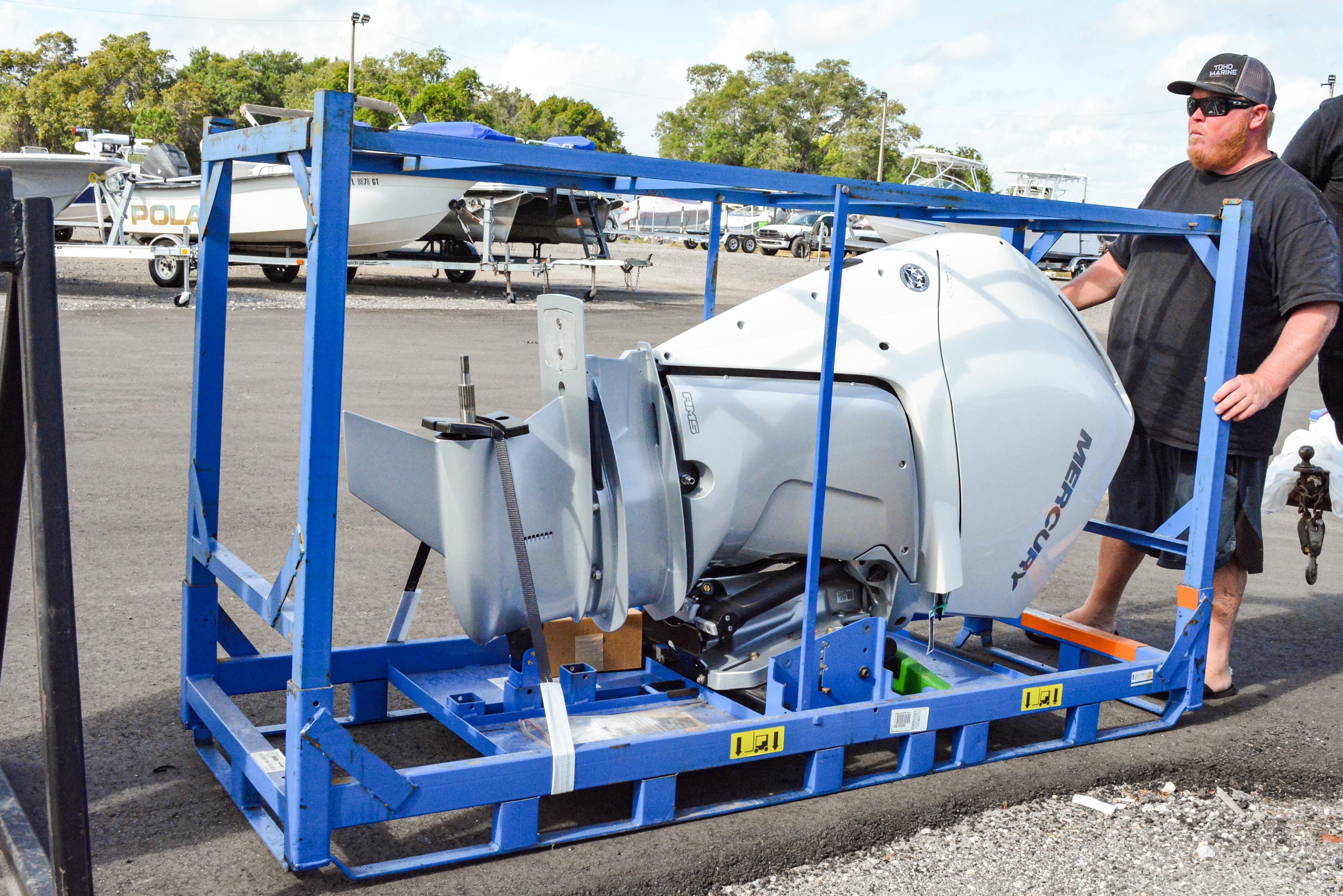 Joe Balog Mercury Marine Repower