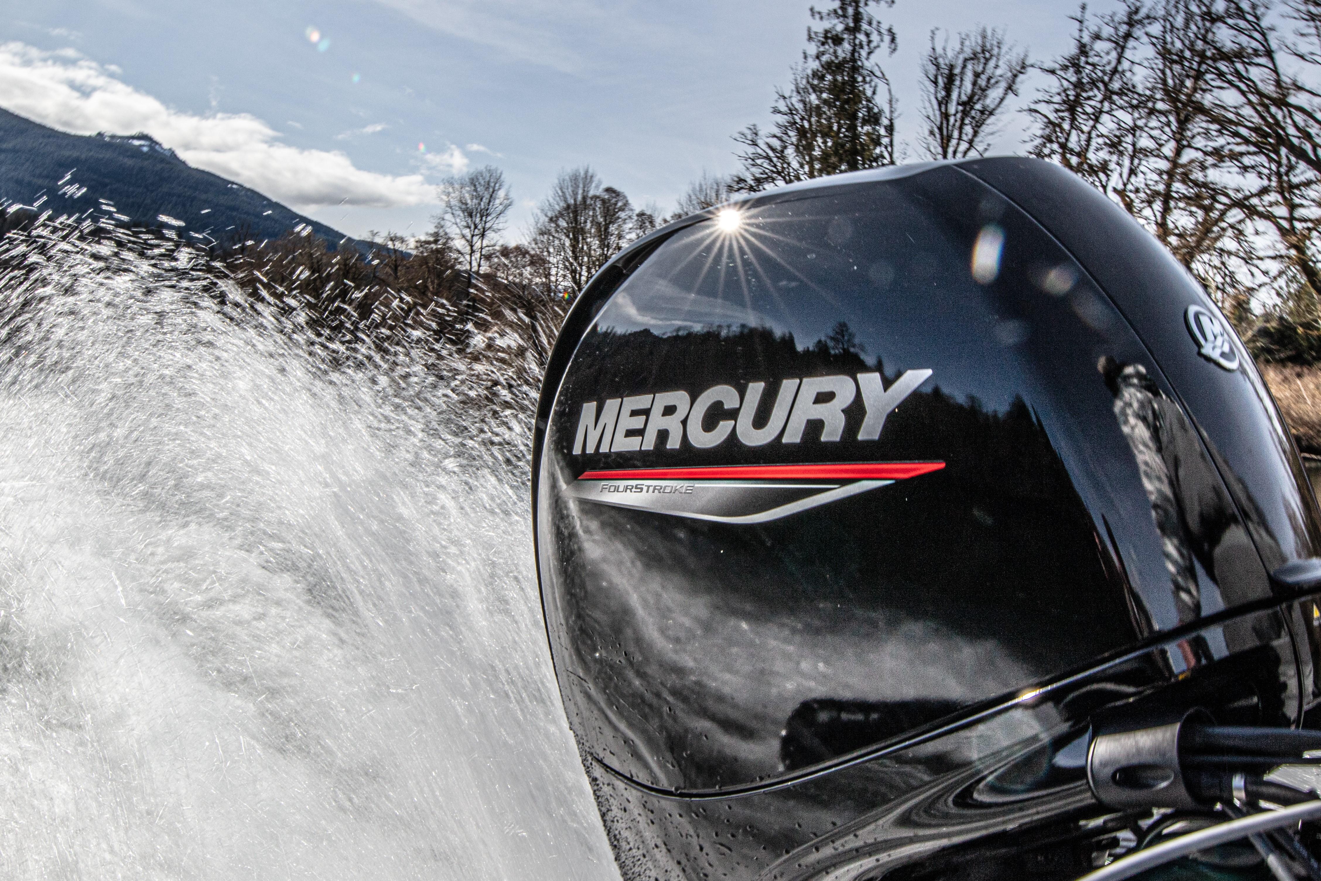 Mercury Marine Mercury Jet Outboard