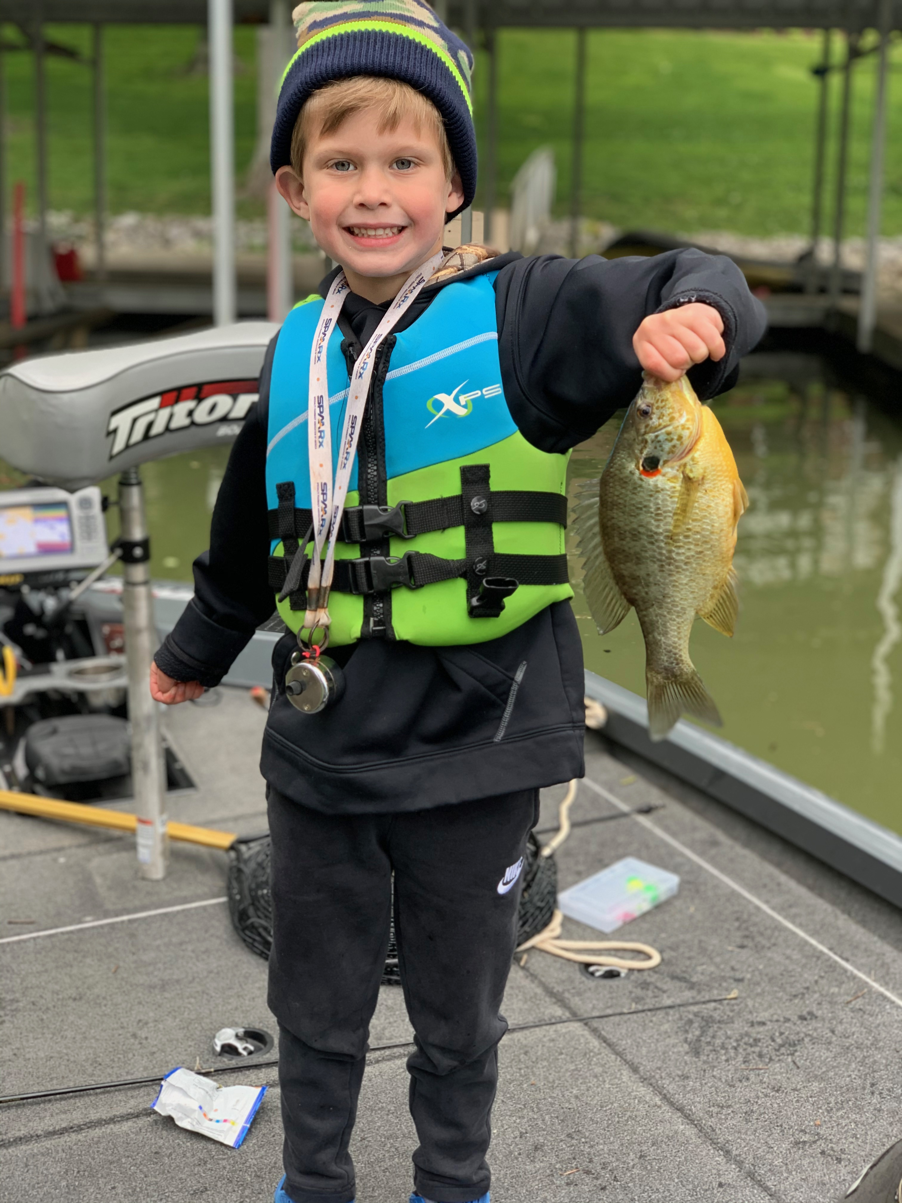 How to Get Started Fishing with Kids - Mercury Marine