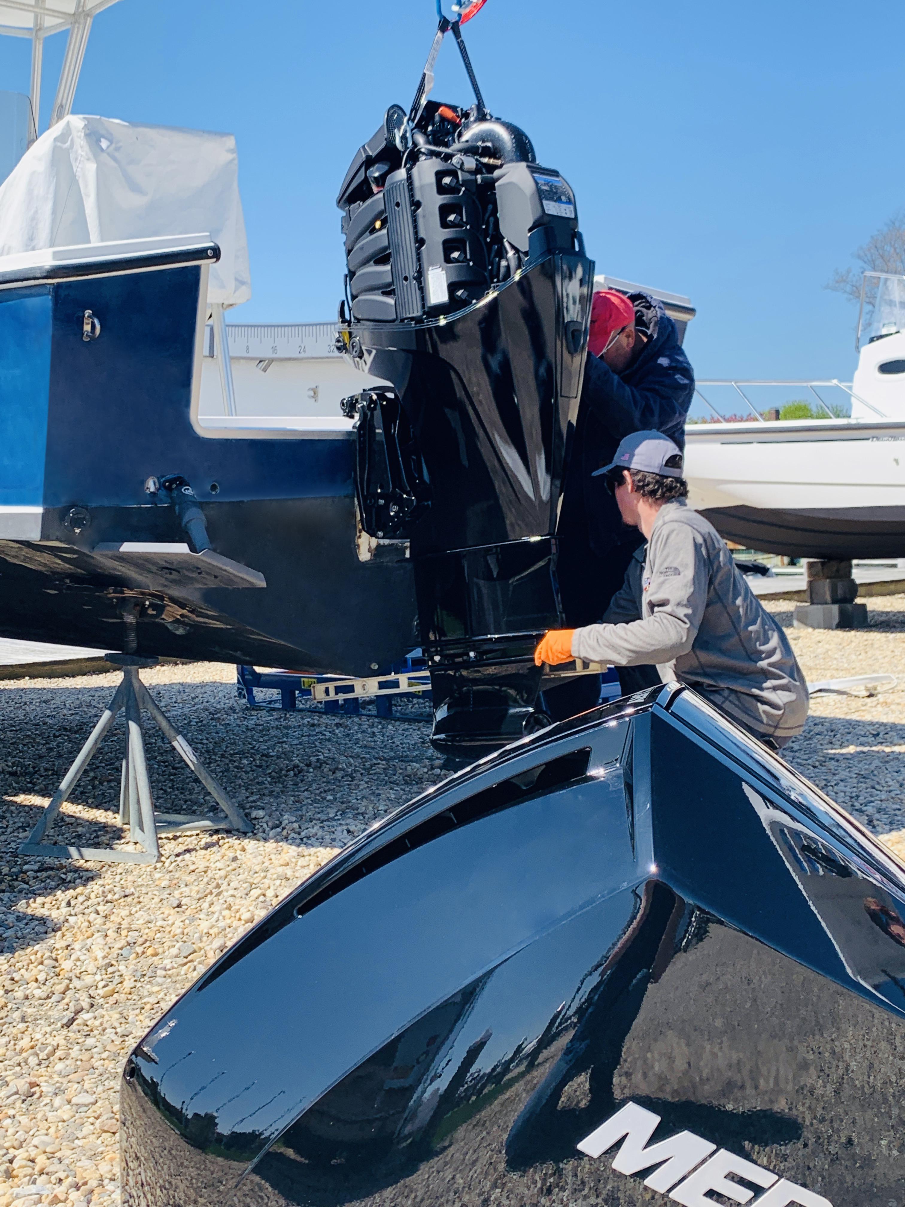 Mercury Marine Repower Boating Magazine