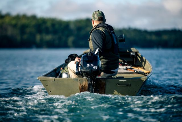 Mercury Marine 3.5hp Outboard