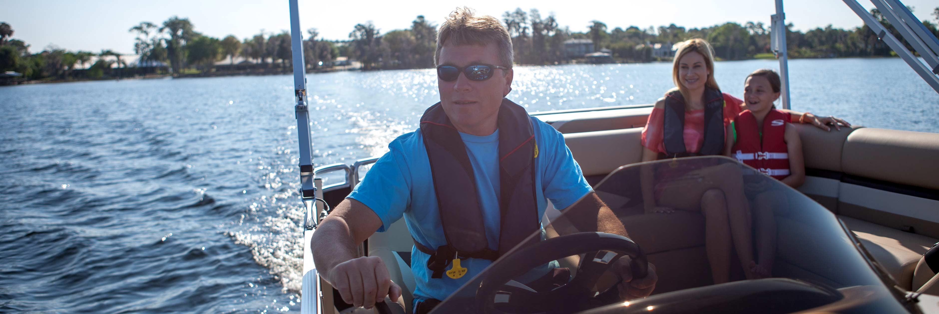 Why Buy a Pontoon Boat