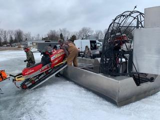 Ice Rescue Dale Stroschein