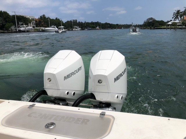 Mercury Marine Repower