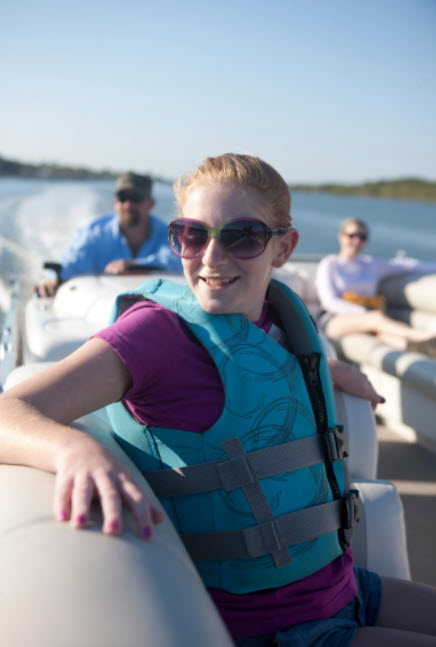 Is it time to replace life jacket mercury marine