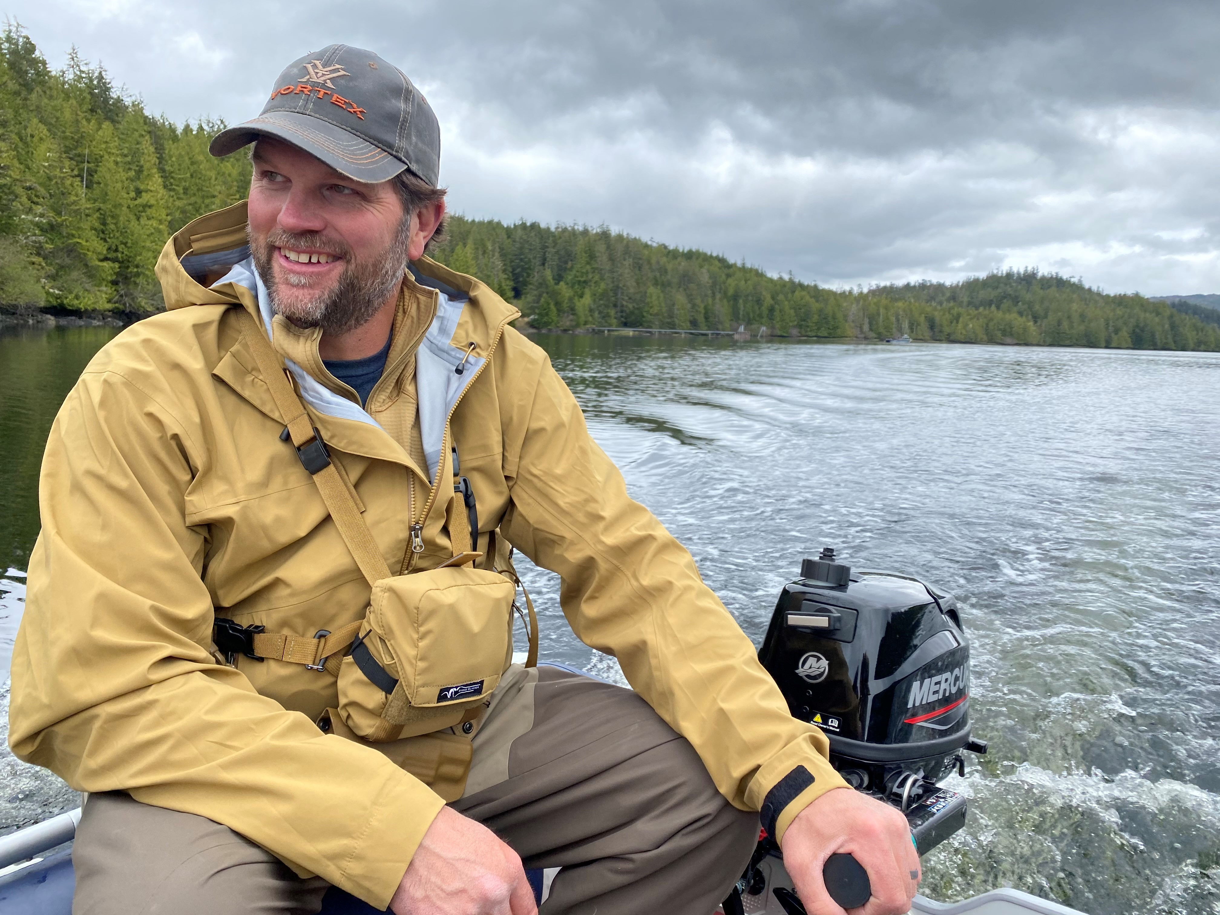 Travel Alaska Mercury Marine