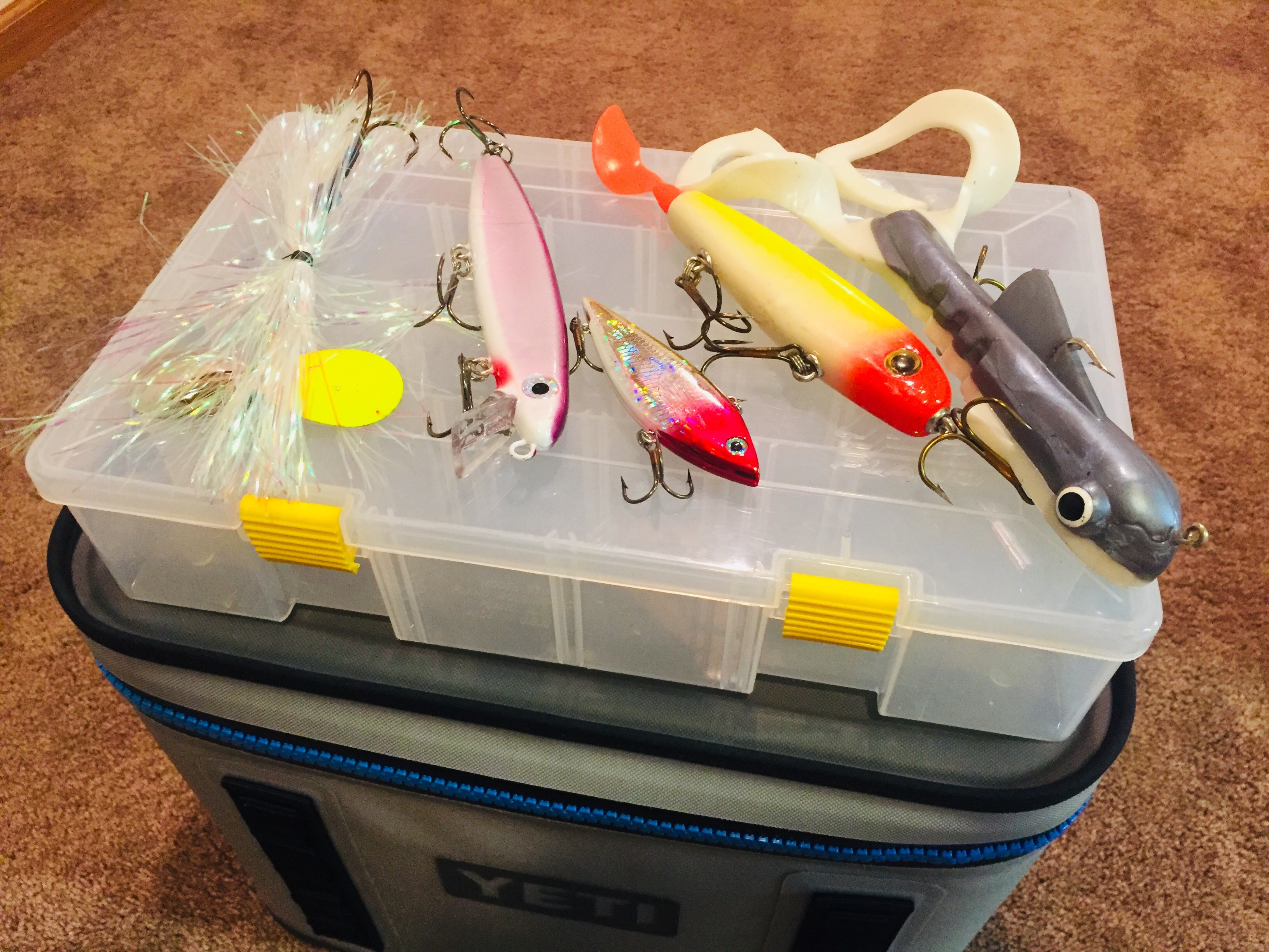Organizing Your Tackle