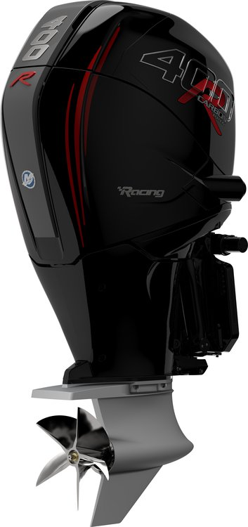 400R Carbon Edition – a feast for the eyes | Mercury Marine