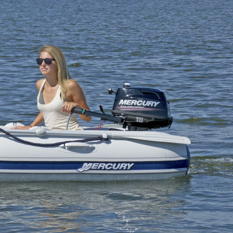 Air Deck | Mercury Marine