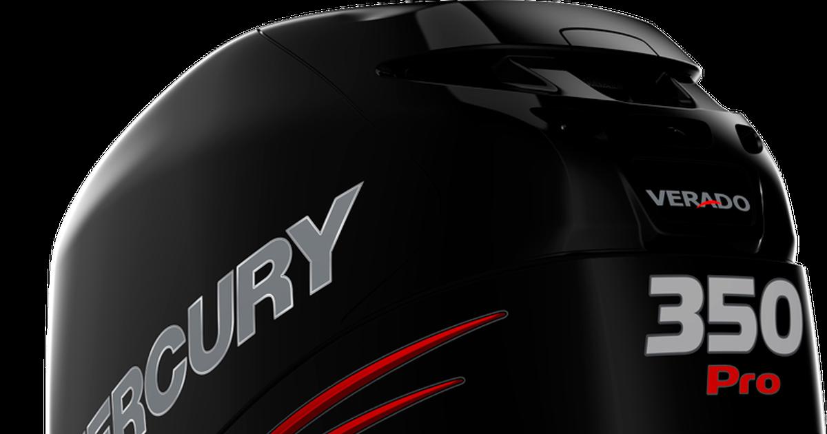 Verado® 250-350hp | Mercury Marine