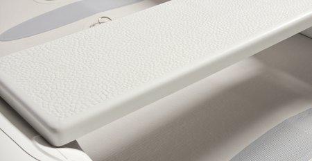 Fiber-Reinforced Polymer (FRP) Seat