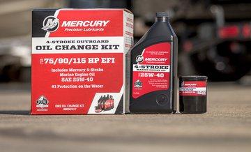 Oils and Lubricants | Mercury Marine