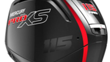 Mercury Marine's new 115 Pro XS FourStroke – Performance
