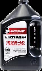 Mercury FourStroke oil for your Mercury FourStroke outboard