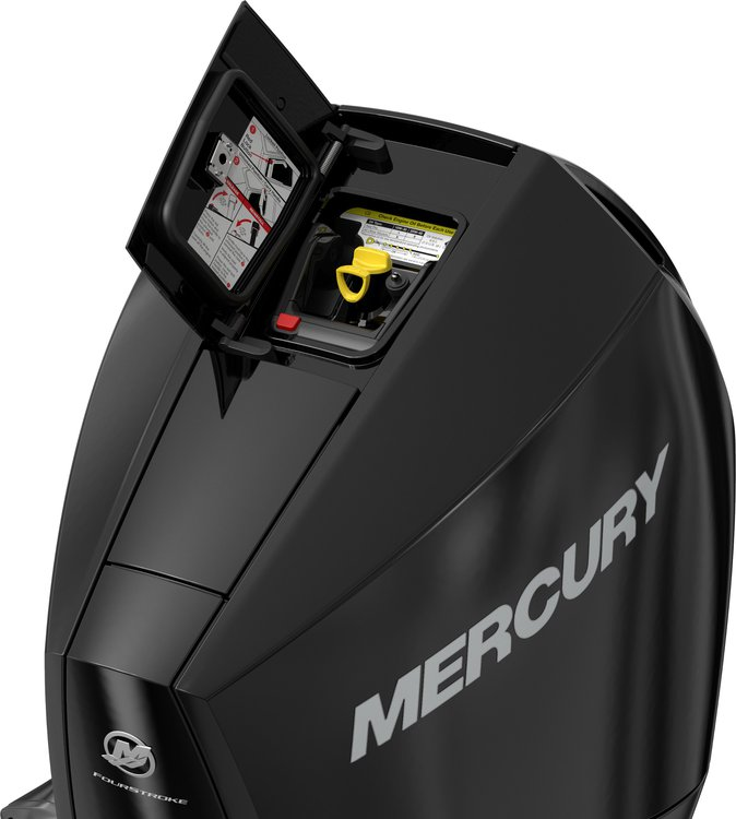 Mercury introduces Verado®, FourStroke, Pro XS® and SeaPro