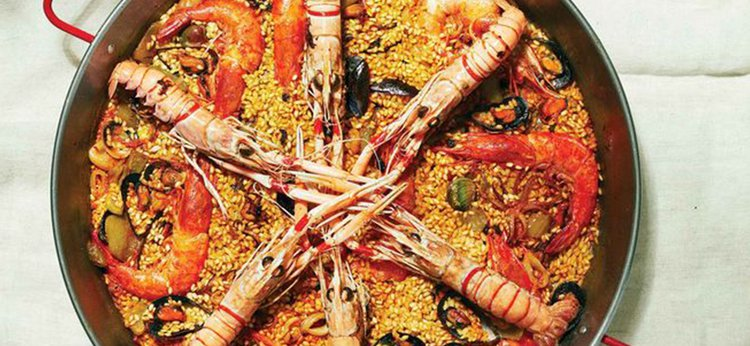 Cook Your Catch: Shellfish Paella