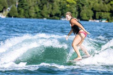 Wakesurfing Ability, Sterndrive Versatility