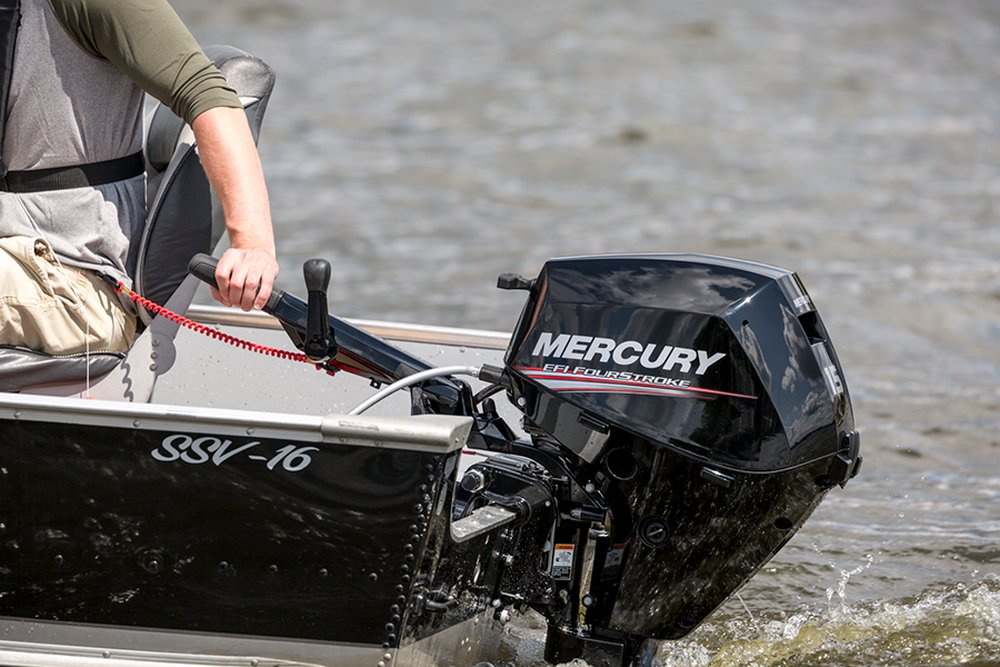 Mercury Marine introduces all-new 15/20hp EFI FourStroke