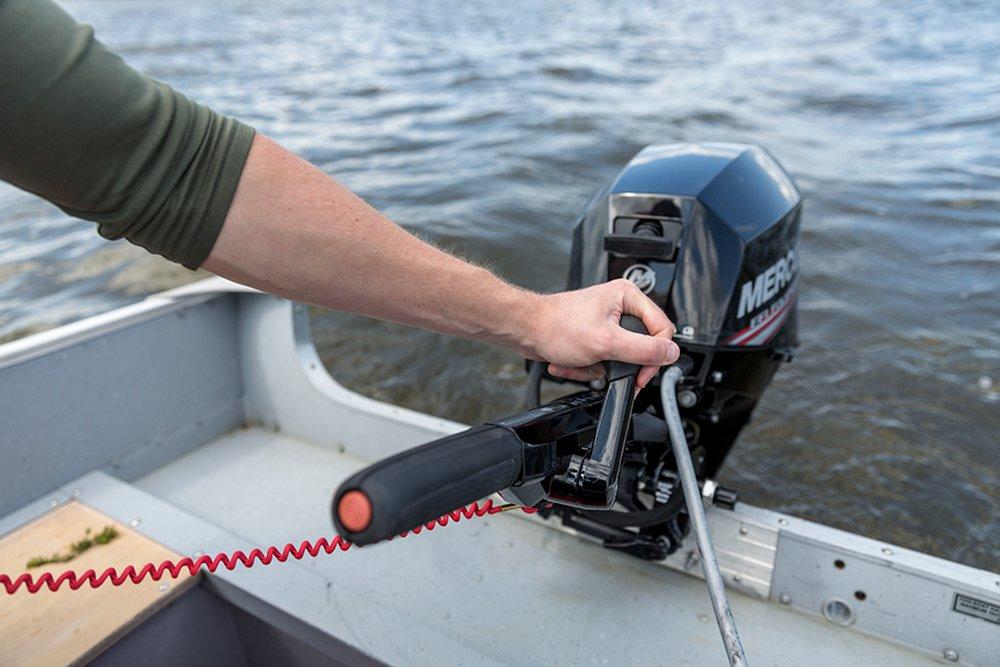 Mercury Marine introduces all-new 15/20hp EFI FourStroke