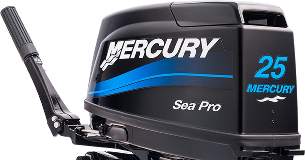 SeaPro 25hp | Mercury Marine
