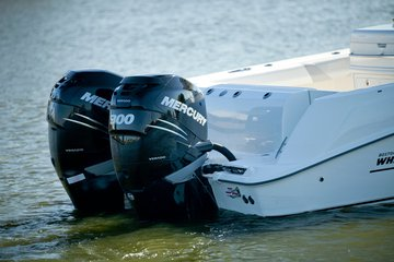 Designed for multi-engine boat rigs.