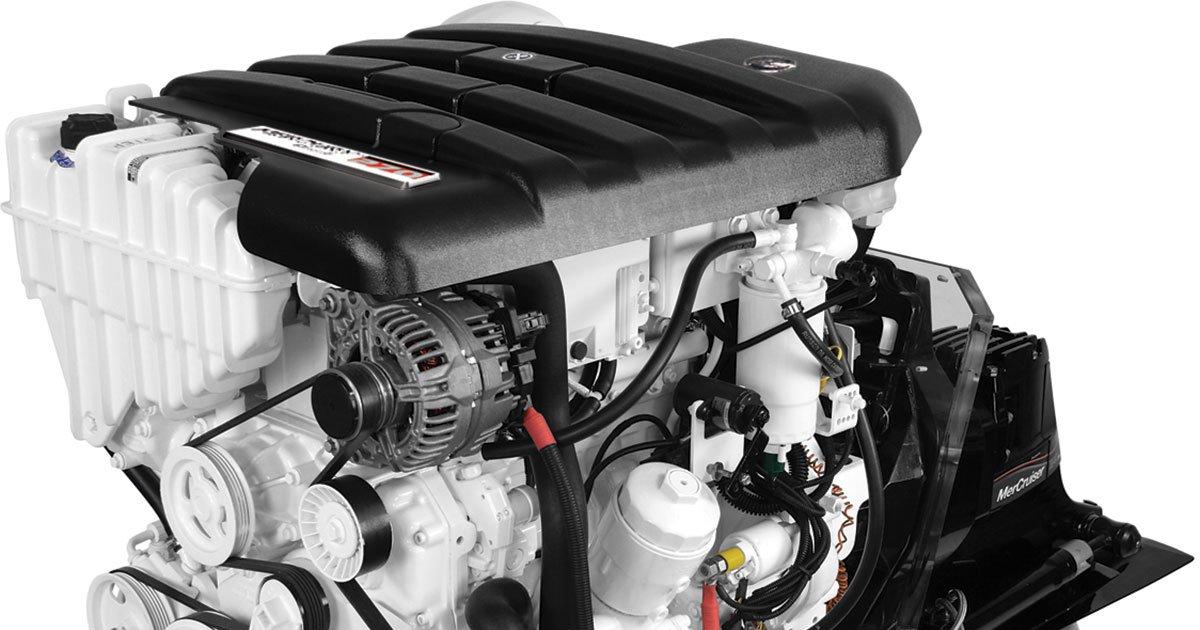 Mercury® Diesel 2 8L (220hp) | Mercury Marine