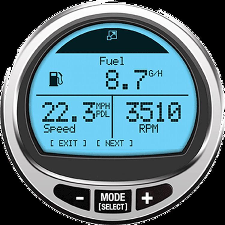 Gauges & Displays MercMonitor | Mercury Marine