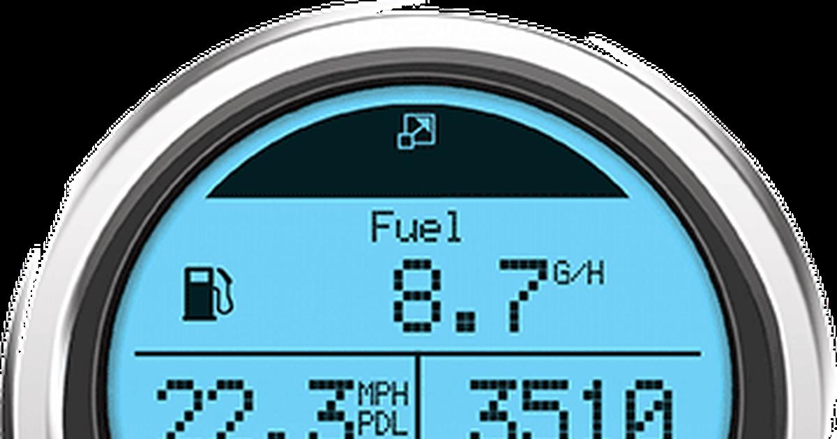 Gauges & Displays MercMonitor | Mercury Marine on