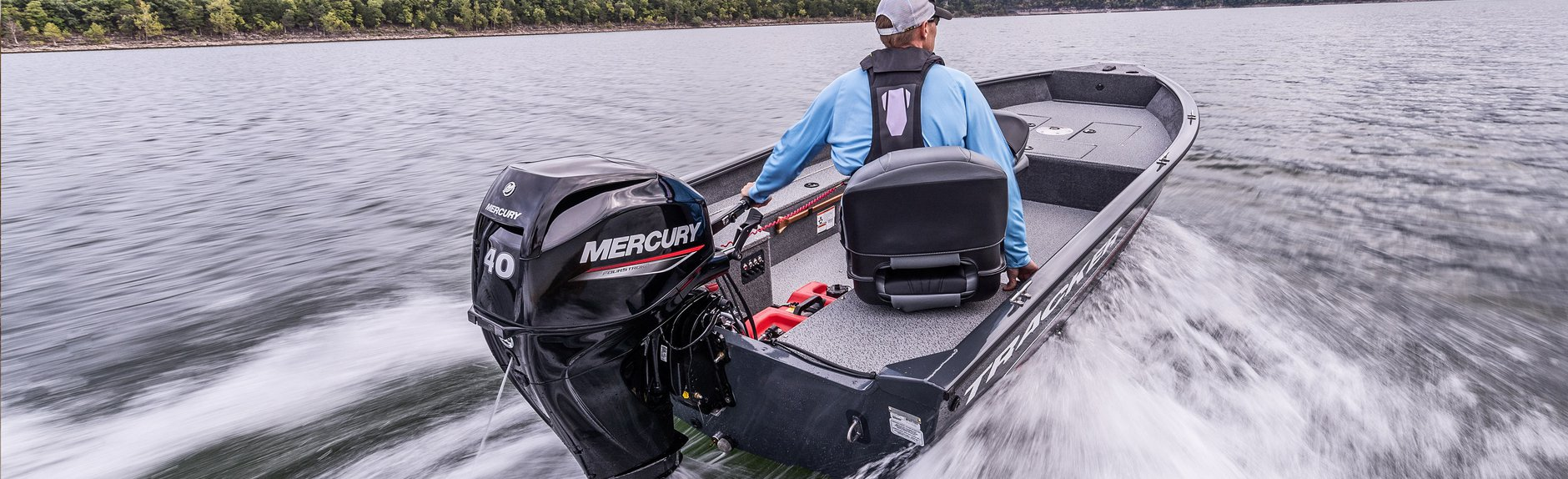 FourStroke 30-60hp | Mercury Marine