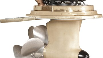 Steering Joystick Piloting for Pods - Zeus® | Mercury Marine