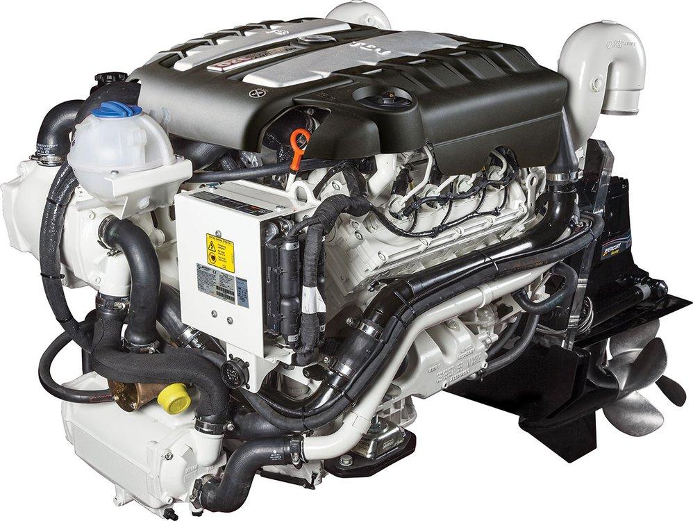 Mercury® Diesel TDI 4 2L (335-370hp) | Mercury Marine