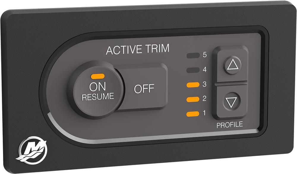 Steering Active Trim | Mercury Marine