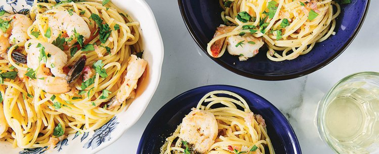 Cook Your Catch: Shrimp Scampi - the Italian-American classic