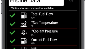 Gauges & Displays VesselView Mobile | Mercury Marine