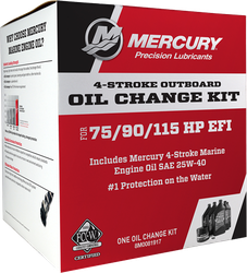 A complete oil change - in a box