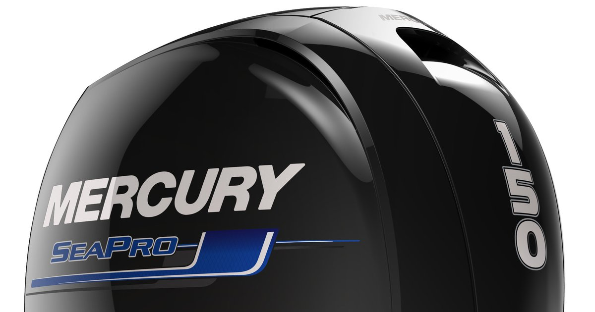 SeaPro 75-150hp | Mercury Marine