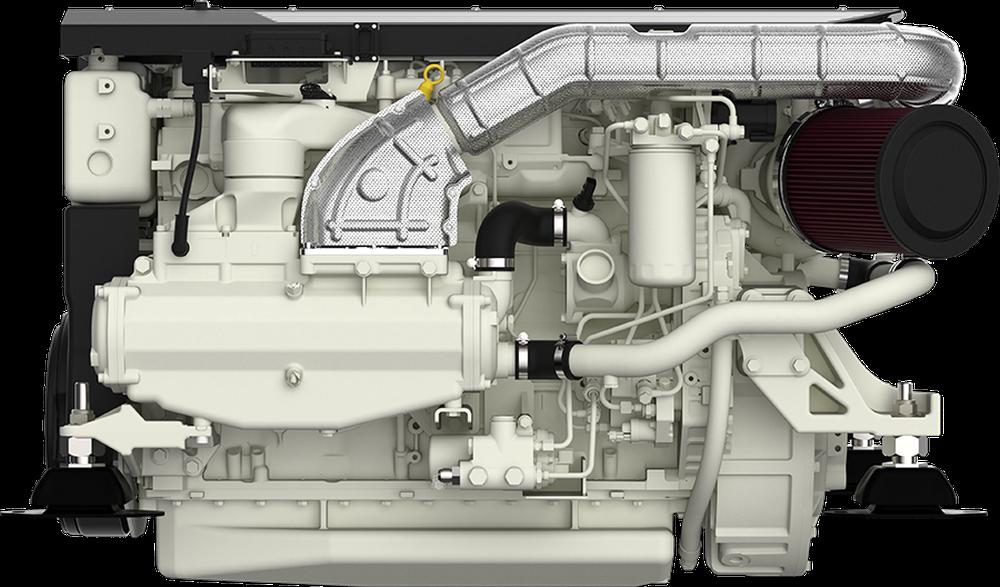 Mercury® Diesel 6 7L (480-550hp) | Mercury Marine