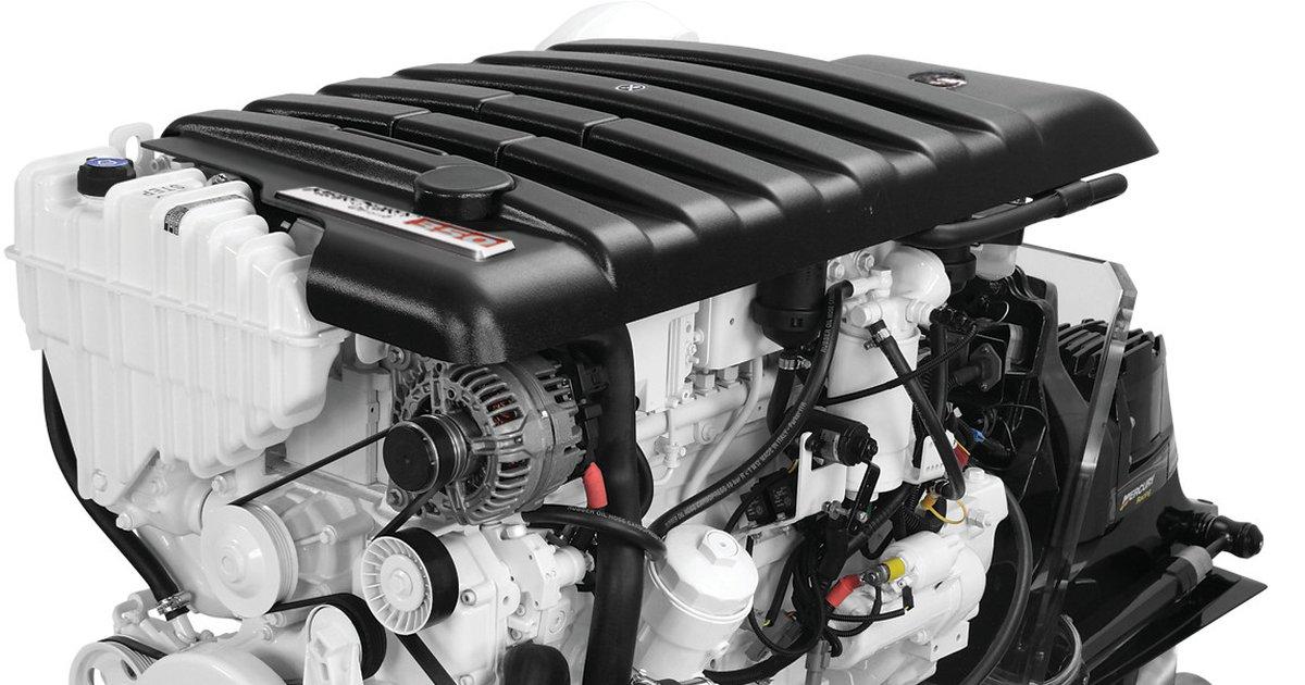 Mercury® Diesel 4 2L (270-350hp)   Mercury Marine
