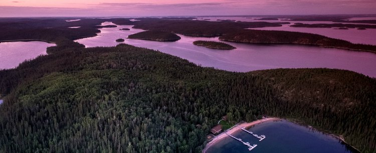 Reindeer Lake Trout Camp