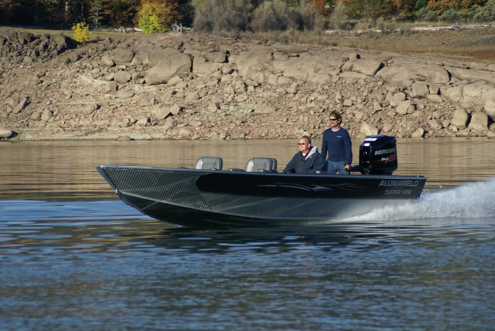 Steering Big Tiller | Mercury Marine