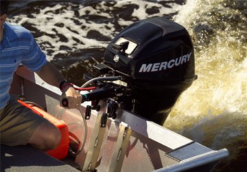 Compatible with full range of Mercury outboards.