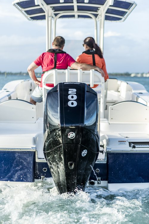 New era Mercury expands V6 FourStroke and SeaPro outboard