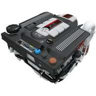 Mercury® Diesel 3.0L (230-270hp)