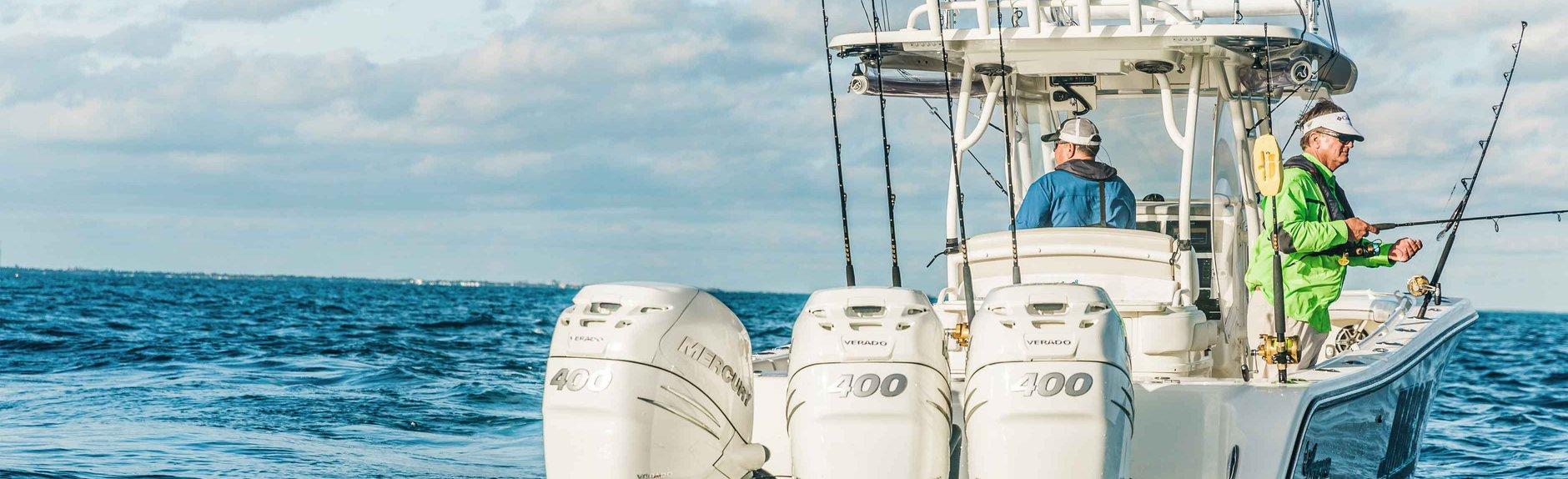 Verado® 250-400hp | Mercury Marine