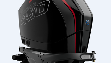 New Mercury Racing 450R Delivers Unrelenting Outboard