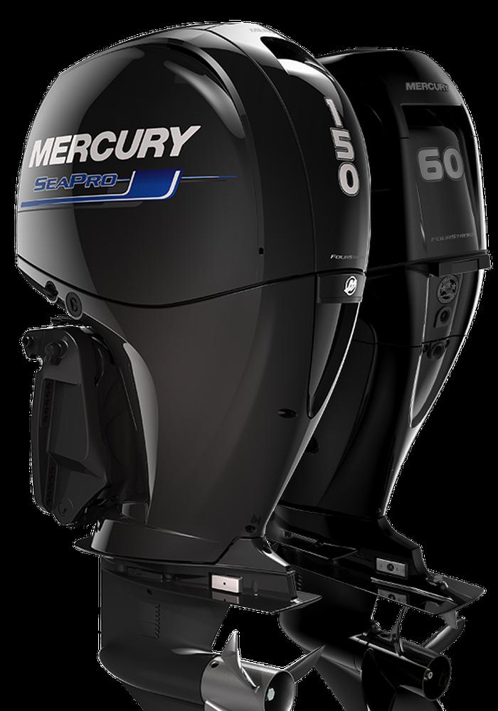 Mercury SeaPro™ FourStroke Commercial Outboards | Mercury Marine