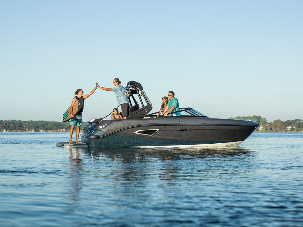 Steering Joystick Piloting for Inboards | Mercury Marine