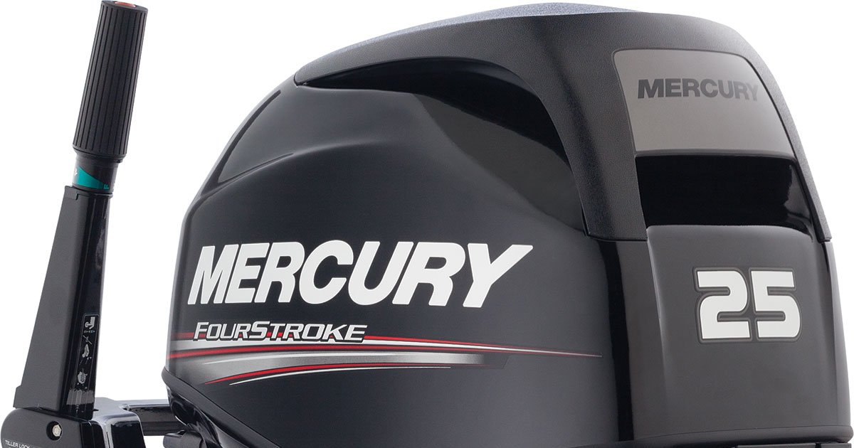 FourStroke 2 5-25hp | Mercury Marine