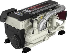New Mercury Diesel 6.7L engine family unveiled at Miami International Boat Show