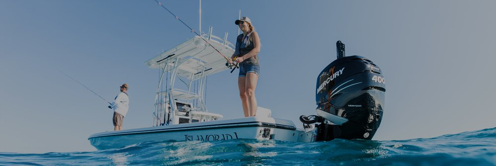 Mercury Marine launches the all-new 400hp Verado outboard